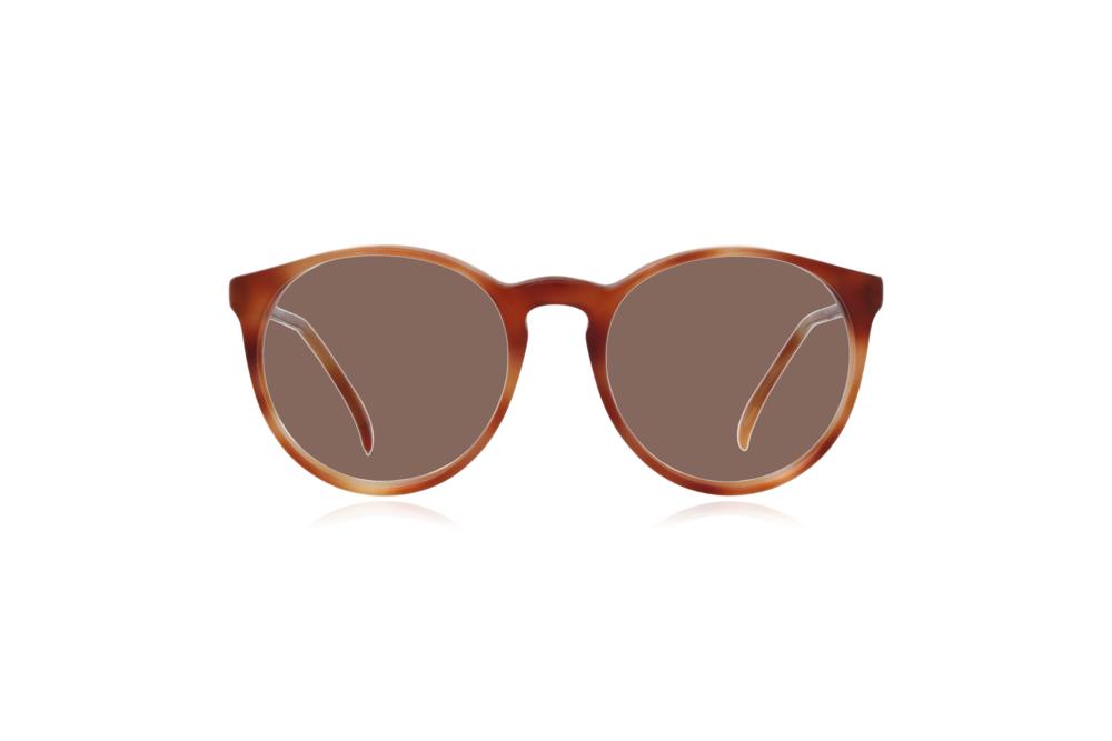Peep Eyewear, Morel Model 2730 Vintage Glasses, 1980s, Brown Lenses.png