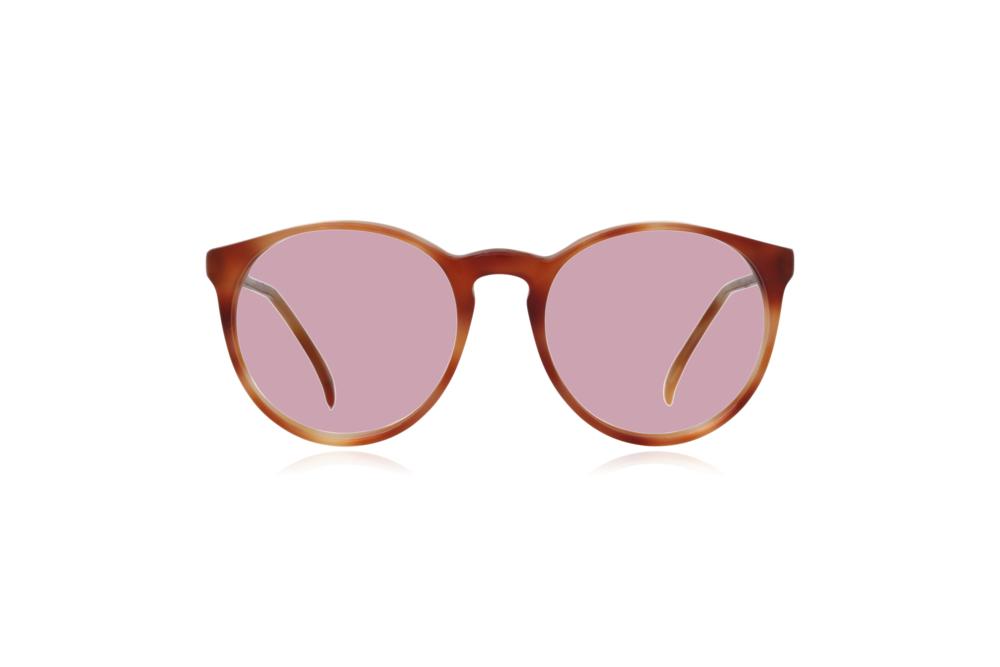 Peep Eyewear, Morel Model 2730 Vintage Glasses, 1980s, Pink Lenses.png