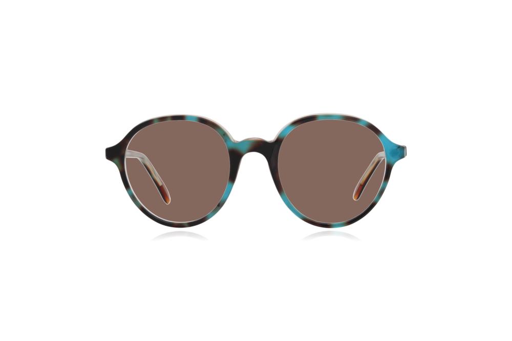 Peep Eyewear, Vintage Glasses, Anglo American, England, Brown Lenses.png