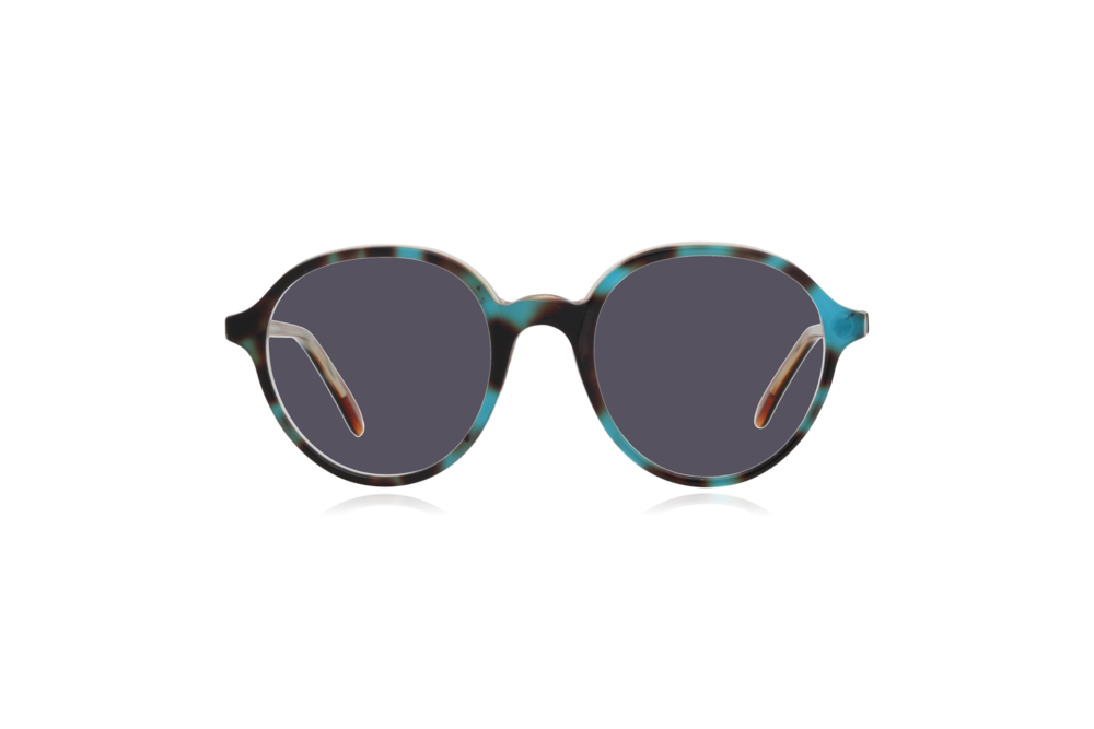 Peep Eyewear, Vintage Glasses, Anglo American, England, Grey Lenses.png