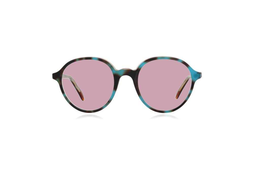 Peep Eyewear, Vintage Glasses, Anglo American, England, Pink Lenses.png