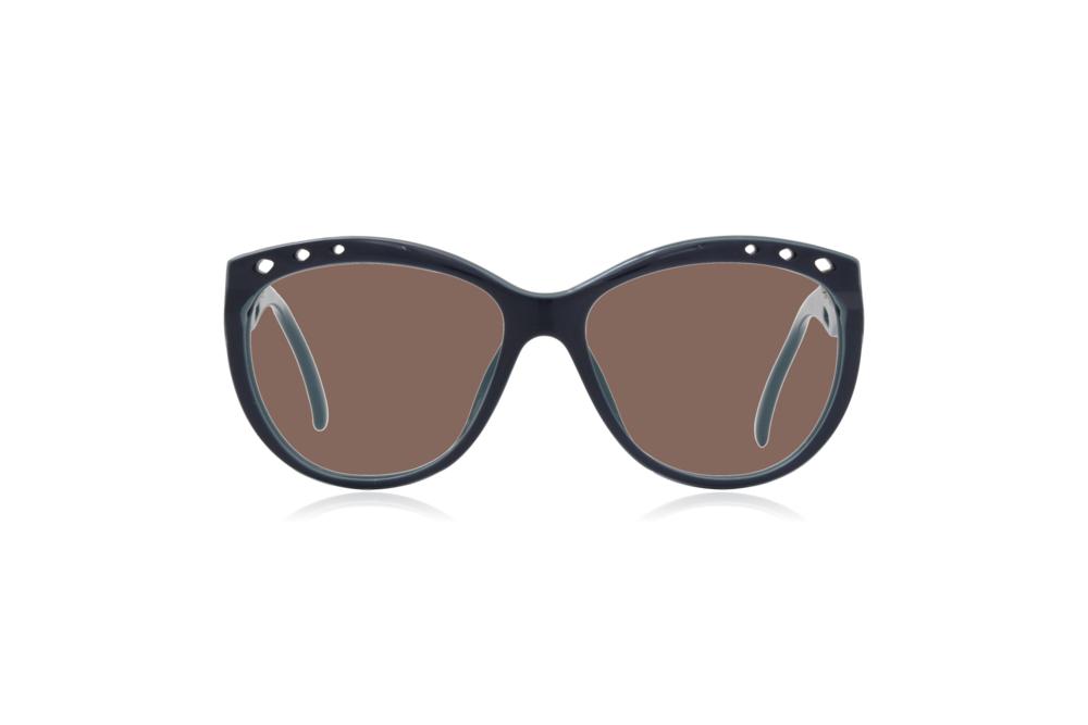 Peep Eyewear, Vintage Glasses, 1980s, Saphira, Brown Lenses.png