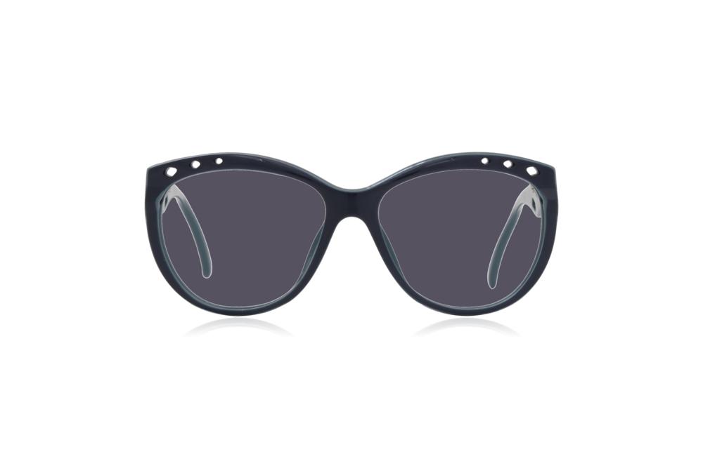 Peep Eyewear, Vintage Glasses, 1980s, Saphira, Grey Lenses.png