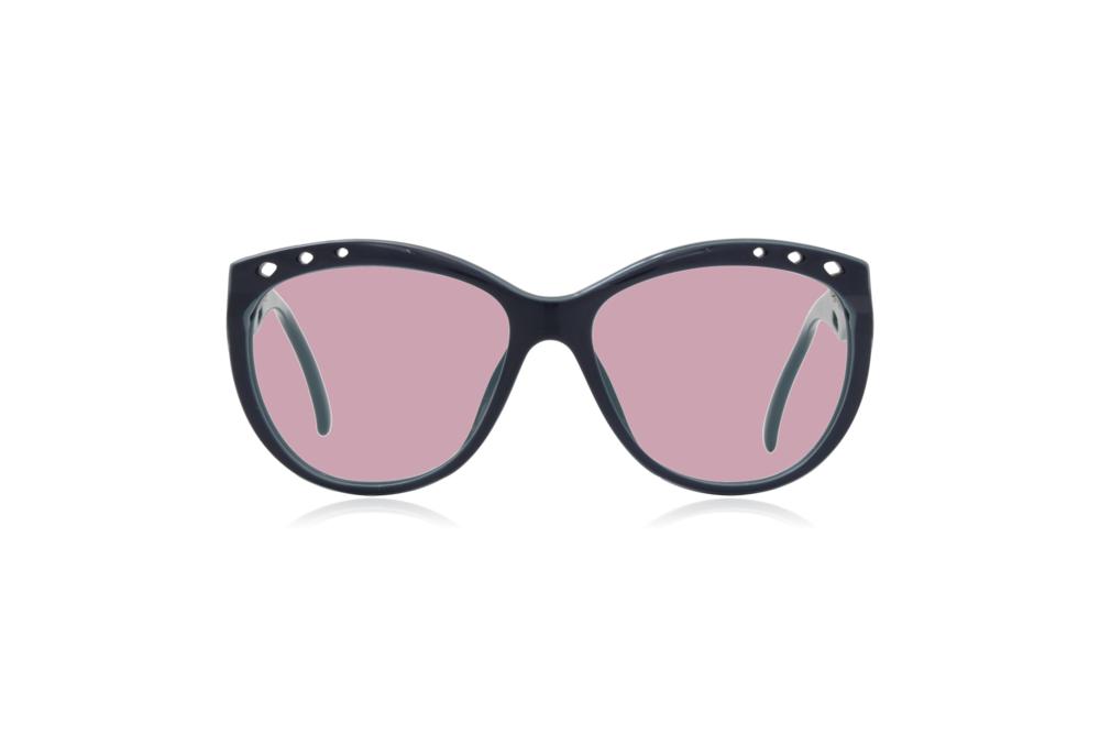 Peep Eyewear, Vintage Glasses, 1980s, Saphira, Pink Lenses.png