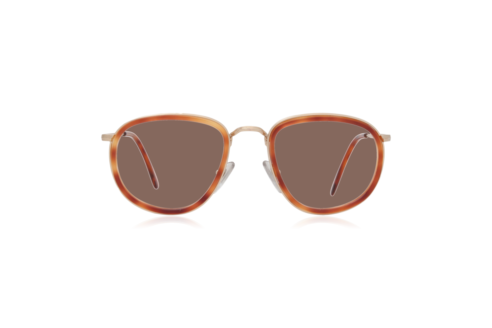 Peep Eyewear, Oversize, Vintage Glasses, French, Couture 9757, Brown Lenses.png