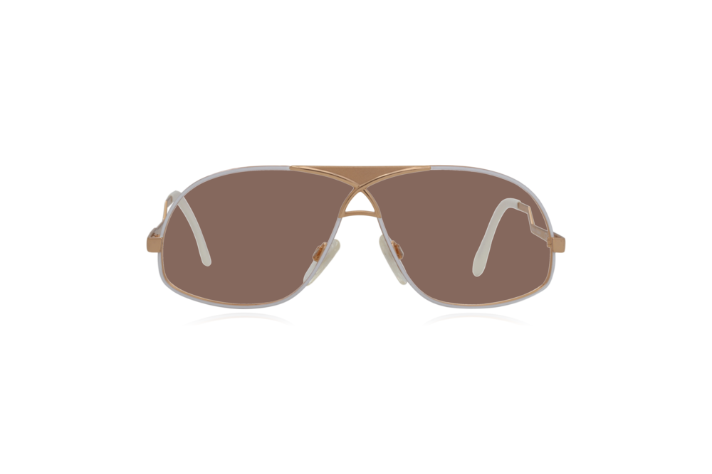 Peep Eyewear, Vintage Glasses, Cazal 737 Col 332, German, Brown.png