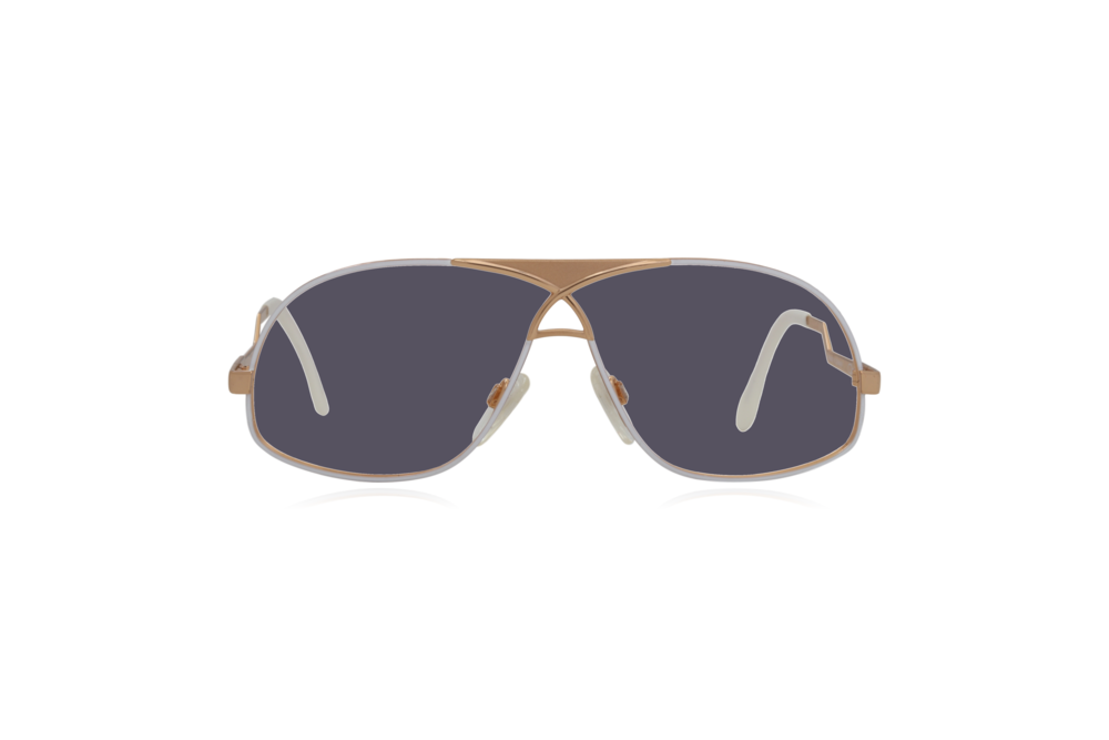Peep Eyewear, Vintage Glasses, Cazal 737 Col 332, German, Grey.png