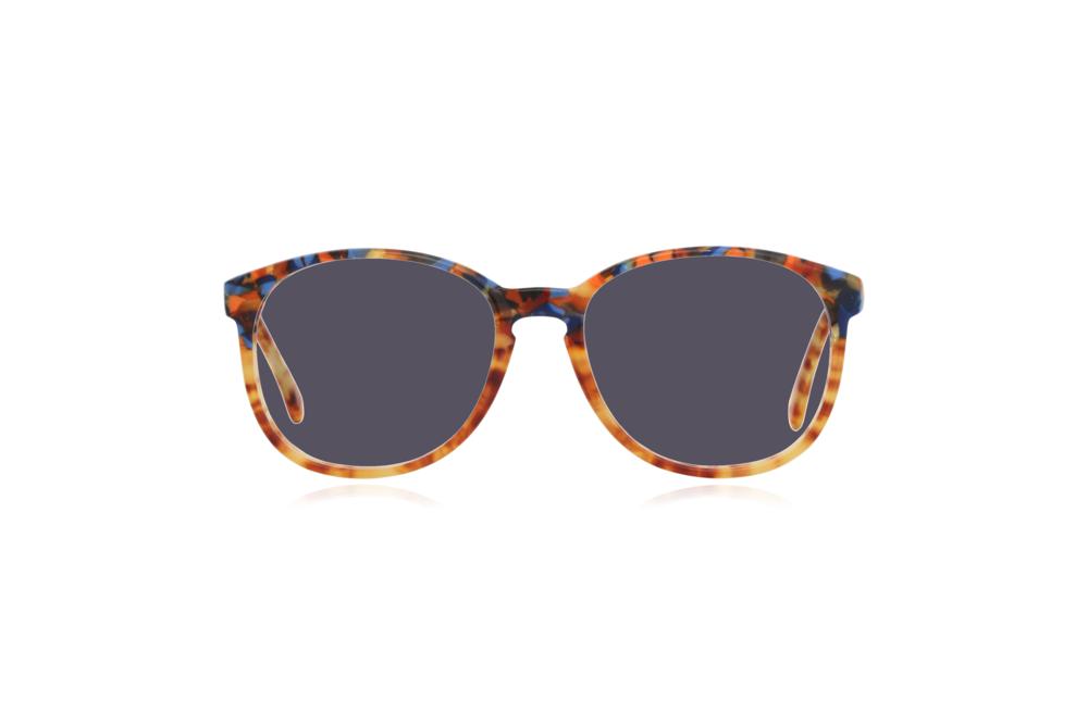 Peep Eyewear, Vintage Glasses, 1980s, Cambridge, CC17, Col 1 Grey.png