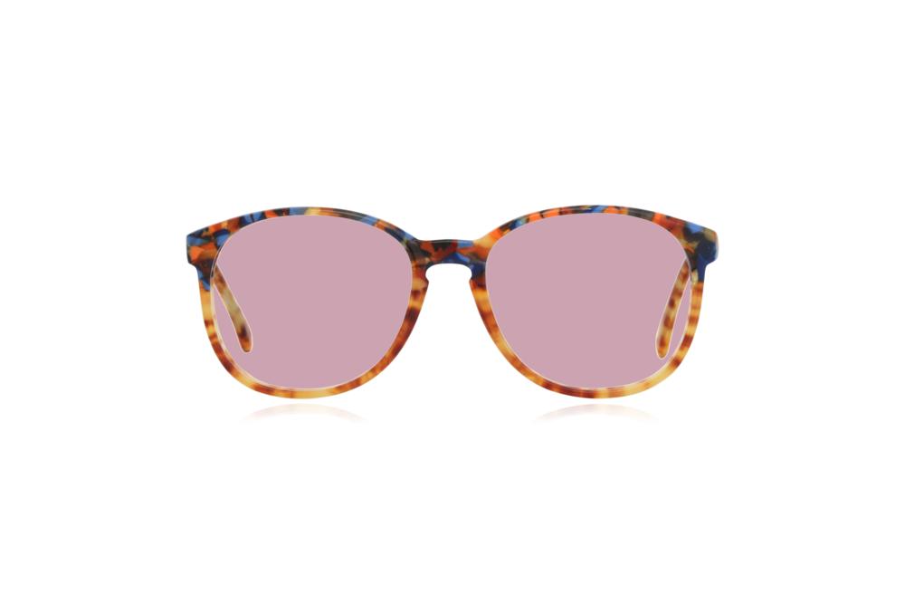 Peep Eyewear, Vintage Glasses, 1980s, Cambridge, CC17, Col 1 Pink.png