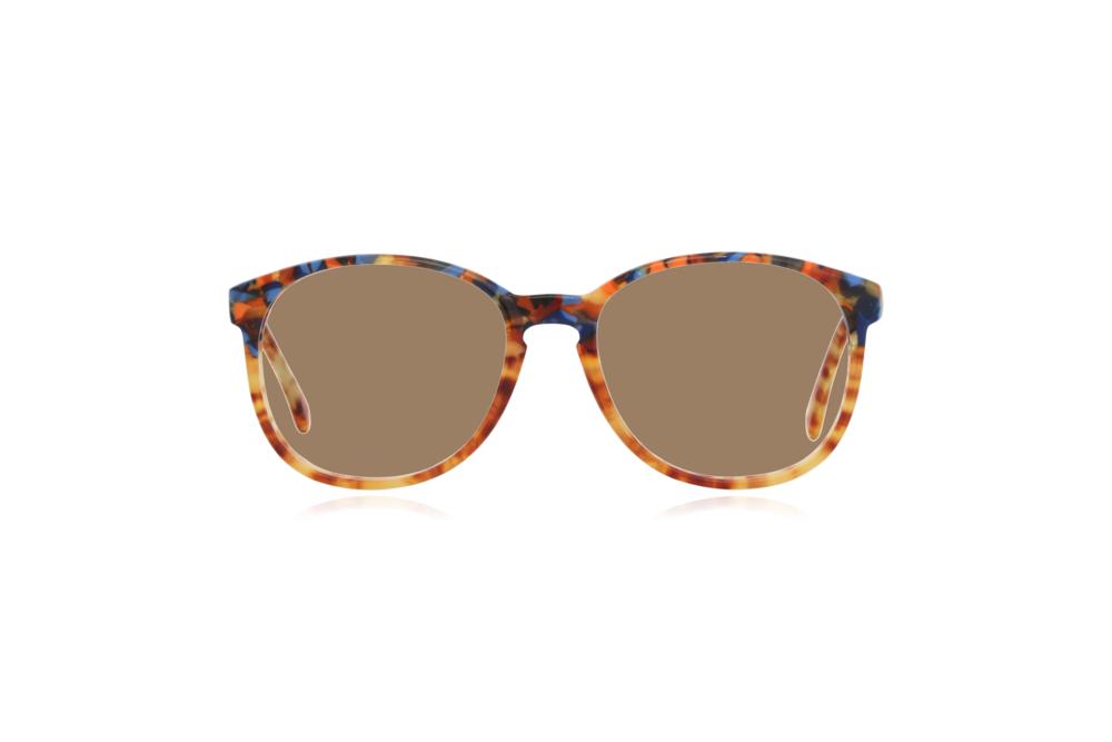 Peep Eyewear, Vintage Glasses, 1980s, Cambridge, CC17, Col 1 Sahara.png