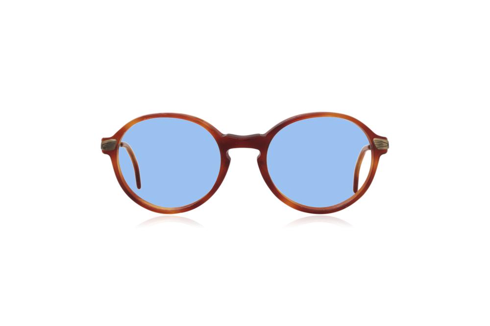 Peep Eyewear, Vintage Glasses, Polo Ralph Lauren 508, Round Blue.png