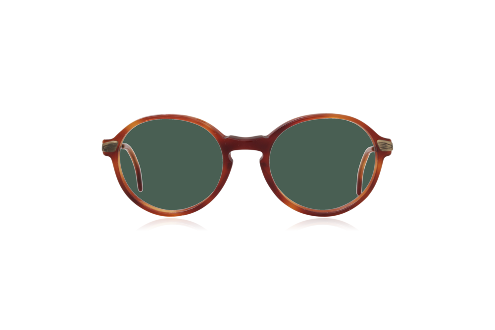 Peep Eyewear, Vintage Glasses, Polo Ralph Lauren 508, Round Green.png