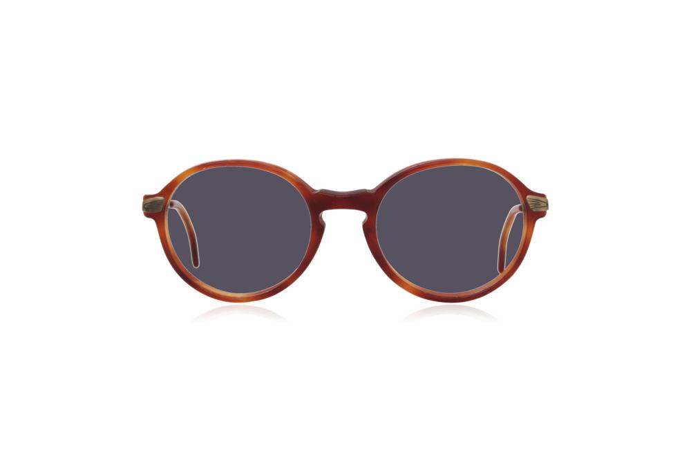 Peep Eyewear, Vintage Glasses, Polo Ralph Lauren 508, Round Grey.png