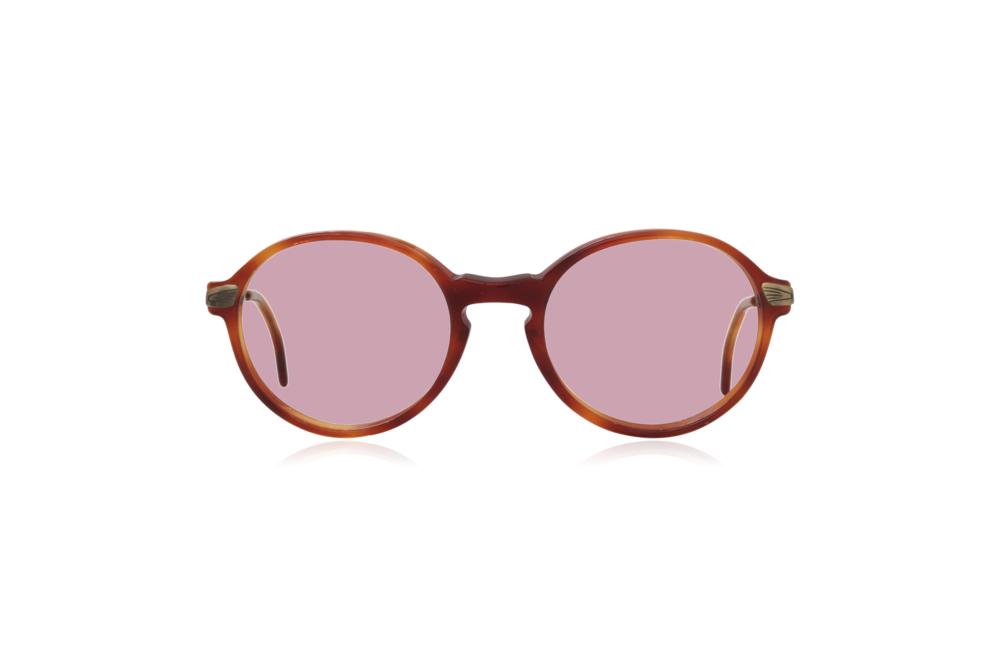 Peep Eyewear, Vintage Glasses, Polo Ralph Lauren 508, Round Pink.png