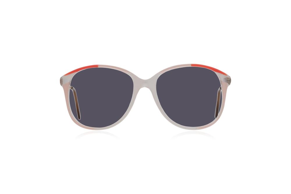 Peep Eyewear, Vintage Glasses, 1980s Oversize Frames, Grey Lenses.png