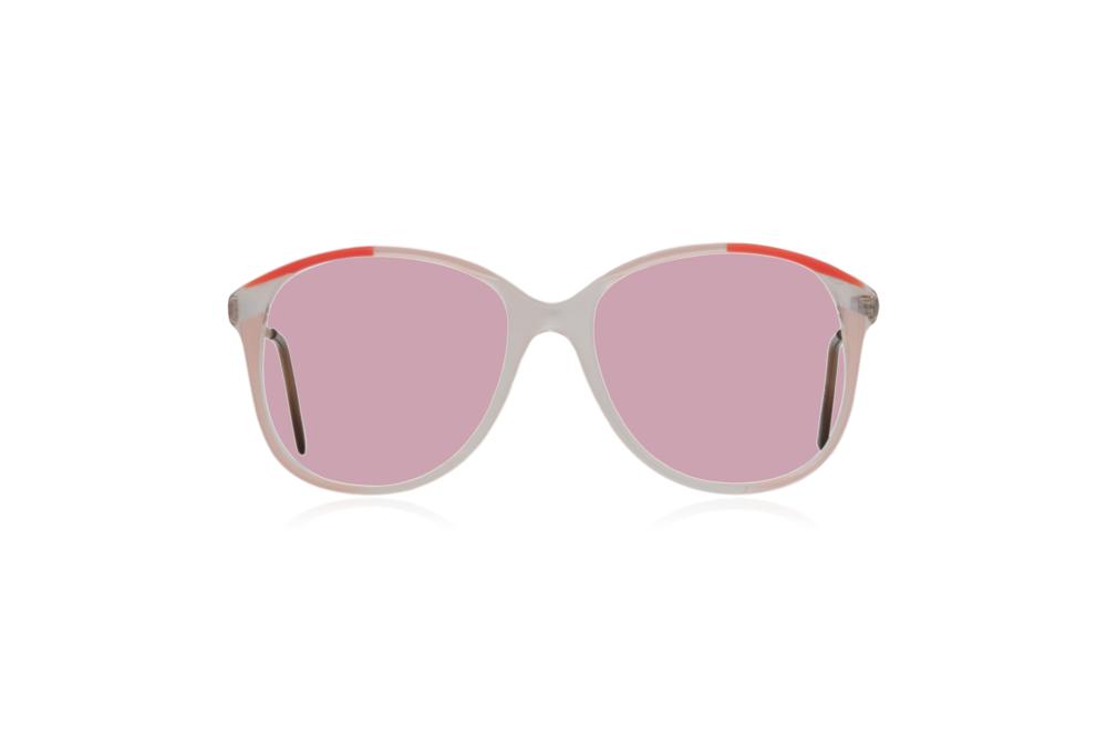 Peep Eyewear, Vintage Glasses, 1980s Oversize Frames, Pink Lenses.png
