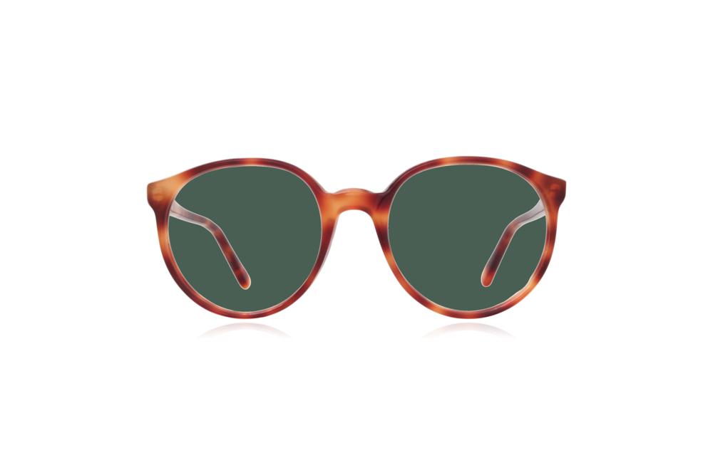 Peep Eyewear, Vintage Glasses, 1980s, Bonnie, Tort, Green.png