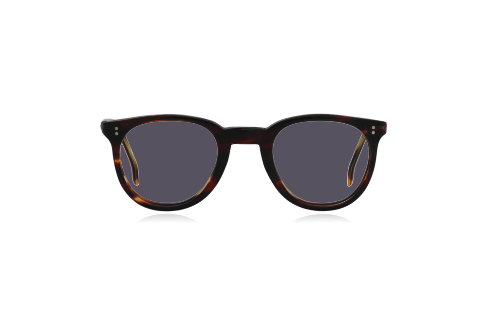 Peep Eyewear, Vintage Glasses, 1950s, Connie, Tort, Round Eye, Grey.png