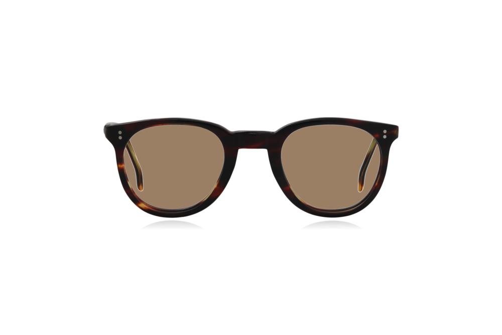 Peep Eyewear, Vintage Glasses, 1950s, Connie, Tort, Round Eye, Sahara.png