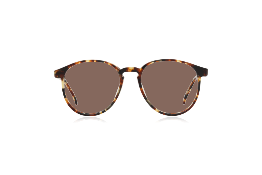 Peep Eyewear, Vintage Glasses, Round Eye, Tort, Yale, Fine, Brown.png