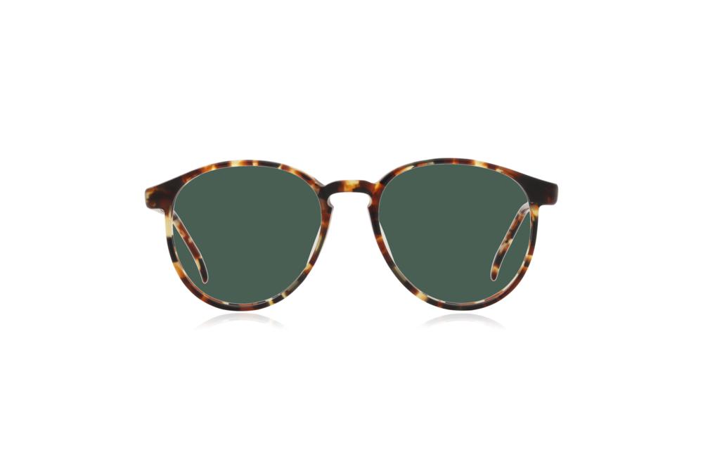 Peep Eyewear, Vintage Glasses, Round Eye, Tort, Yale, Fine, Green.png