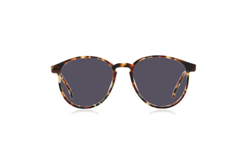 Peep Eyewear, Vintage Glasses, Round Eye, Tort, Yale, Fine, Grey.png