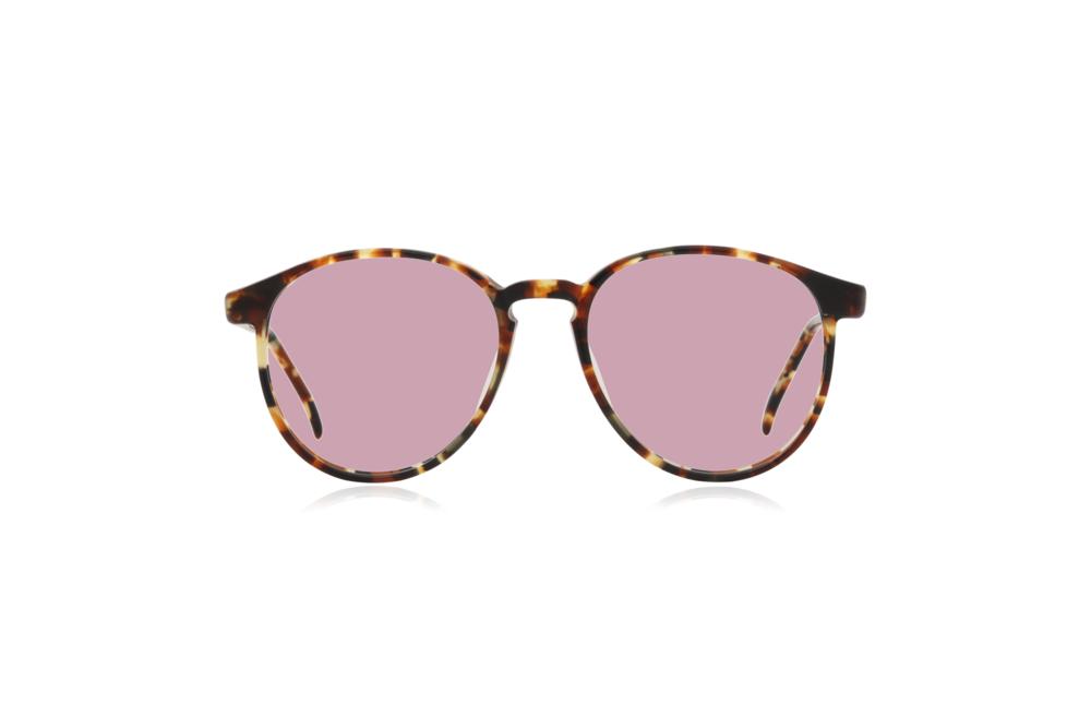 Peep Eyewear, Vintage Glasses, Round Eye, Tort, Yale, Fine, Pink.png
