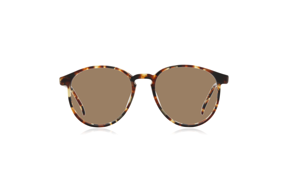 Peep Eyewear, Vintage Glasses, Round Eye, Tort, Yale, Fine, Sahara.png