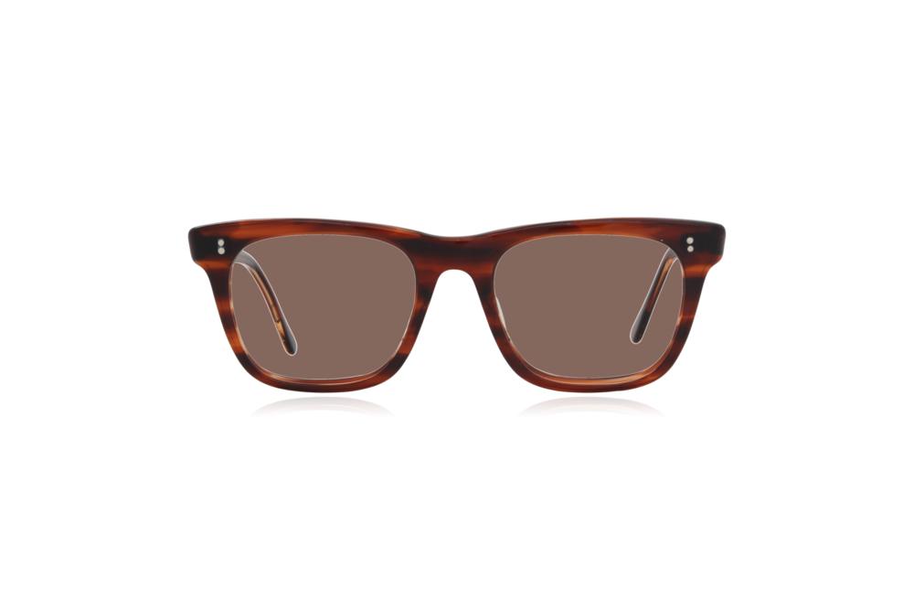 Peep Eyewear, Vintage Glasses, Major Geek Frames, 50s, Tort, Square, Brown.png