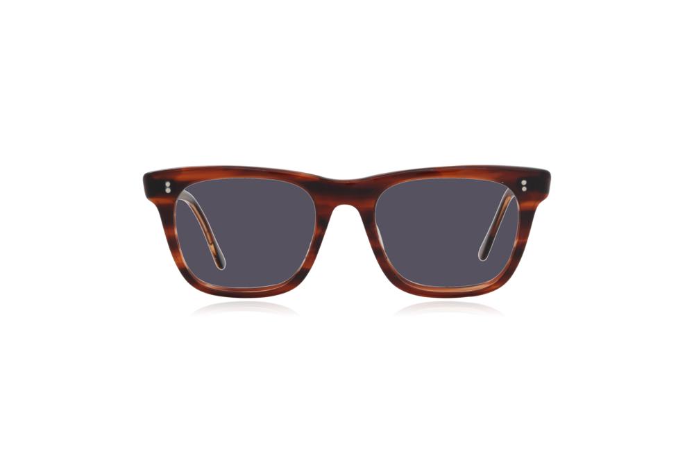 Peep Eyewear, Vintage Glasses, Major Geek Frames, 50s, Tort, Square, Grey.png