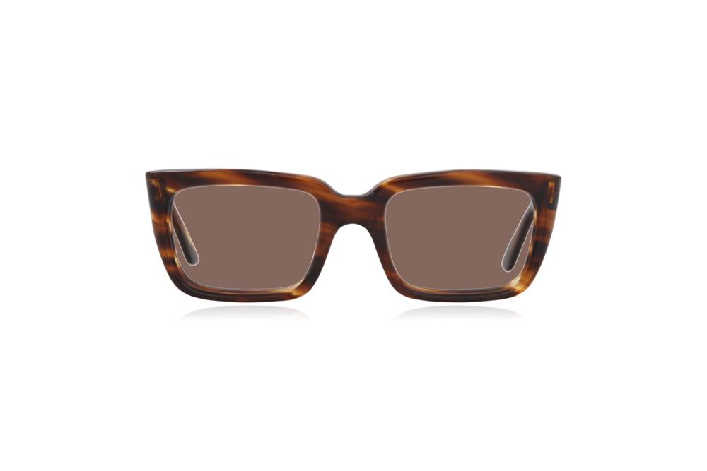 Peep Eyewear, Vintage Glasses, Hadley, England, 1950s, Tort, Brown.png