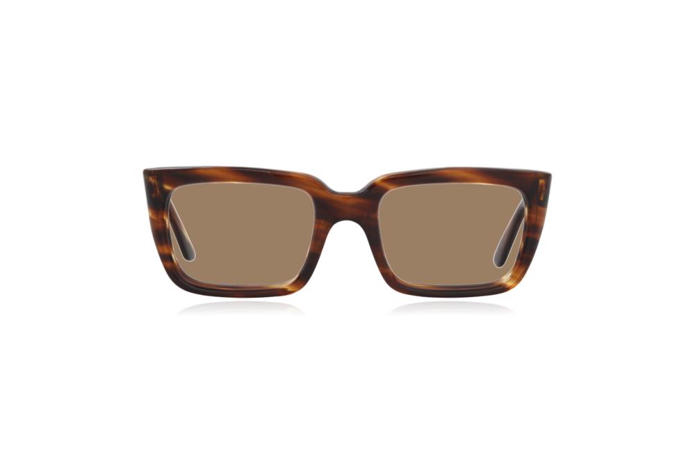 Peep Eyewear, Vintage Glasses, Hadley, England, 1950s, Tort, Sahara.png