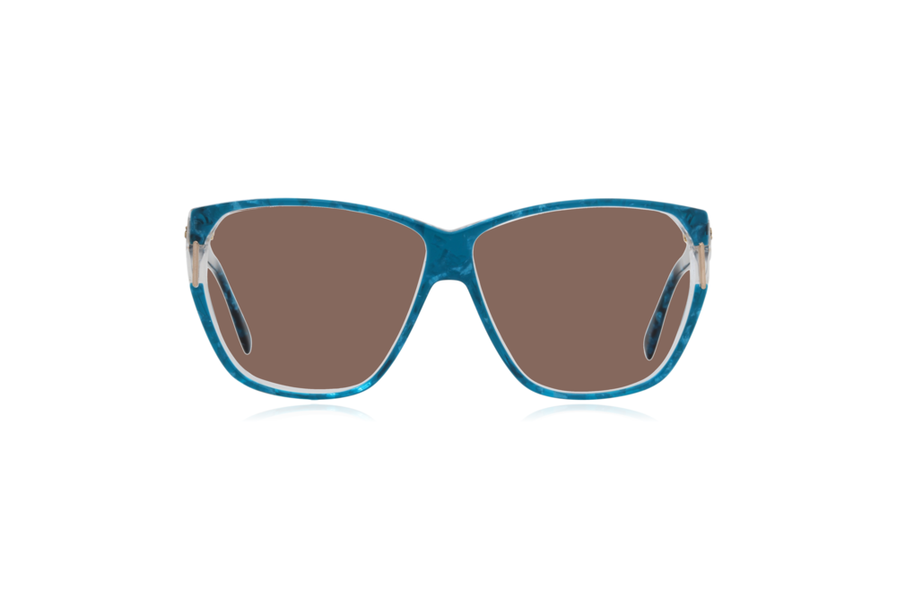 Peep Eyewear, Vintage Glasses, Silhouette 1232, 80s, Blue, Acetate, Brown.png