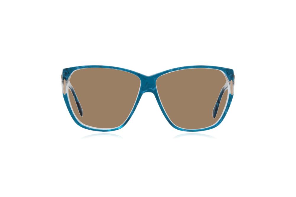 Peep Eyewear, Vintage Glasses, Silhouette 1232, 80s, Blue, Acetate, Sahara.png