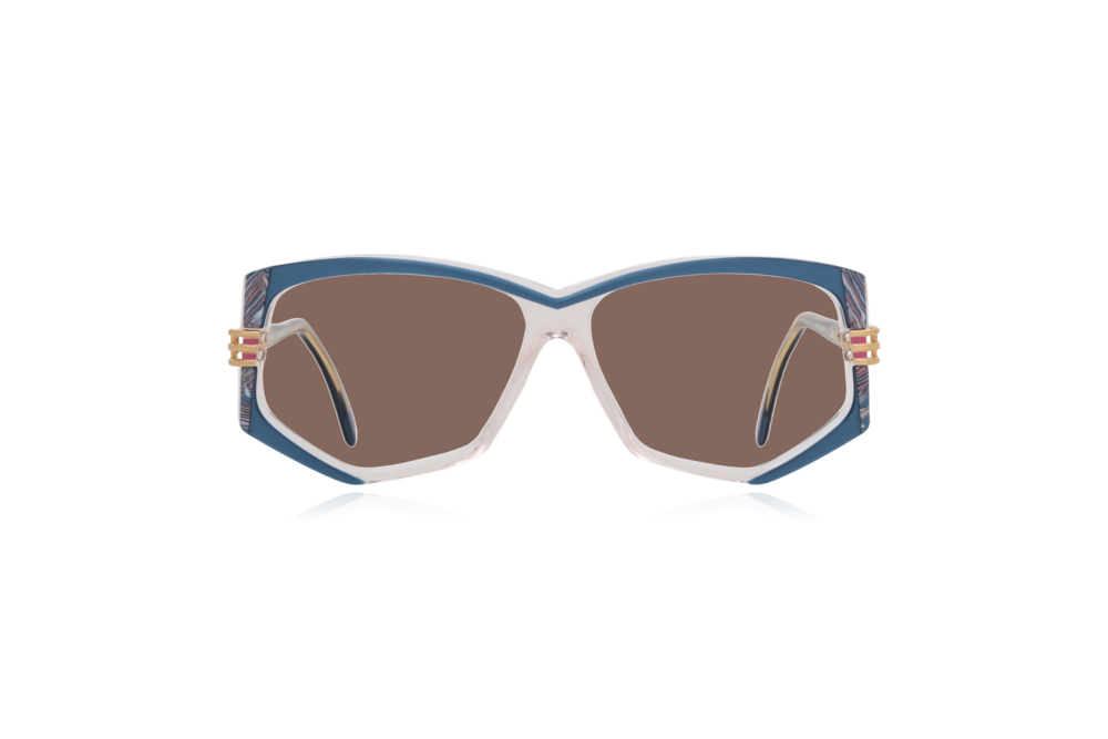 Peep Eyewear, Vintage Glasses, 80s, Cazal 322, German, Brown.png