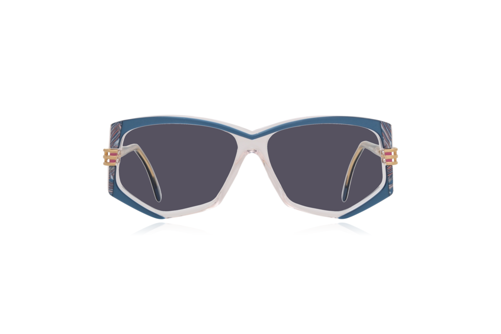 Peep Eyewear, Vintage Glasses, 80s, Cazal 322, German, Grey.png