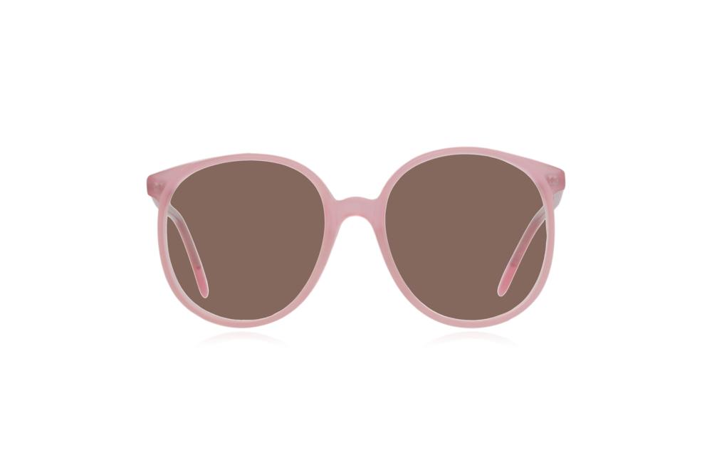Peep Eyewear, Vintage Glasses, Anglo American, Pink, 80s, Oversize, Brown.png
