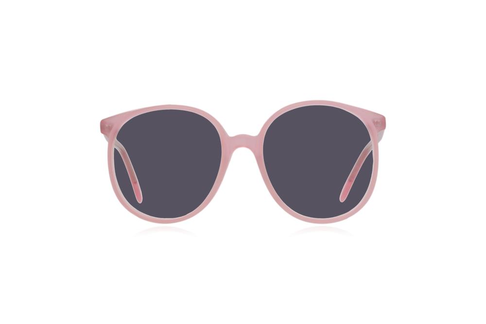 Peep Eyewear, Vintage Glasses, Anglo American, Pink, 80s, Oversize, Grey.png