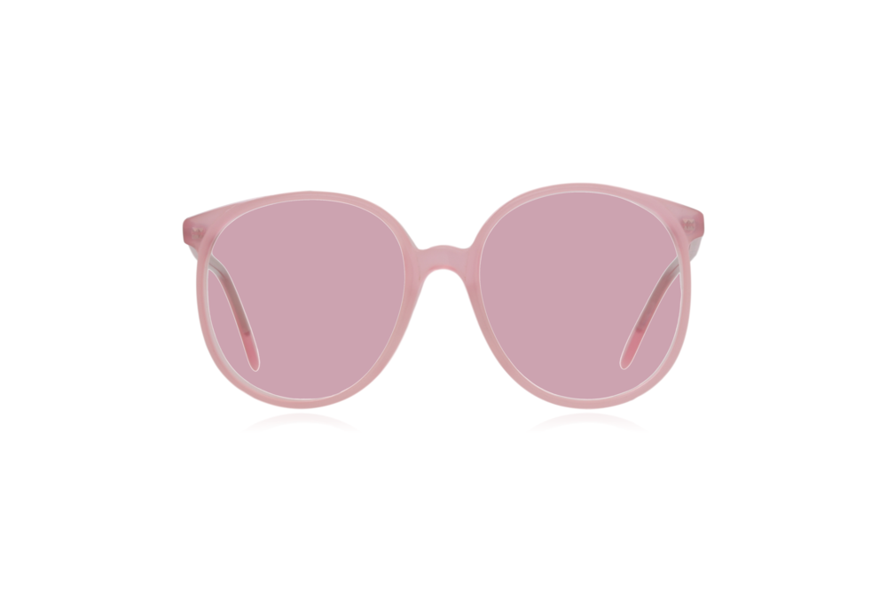 Peep Eyewear, Vintage Glasses, Anglo American, Pink, 80s, Oversize, Pink.png