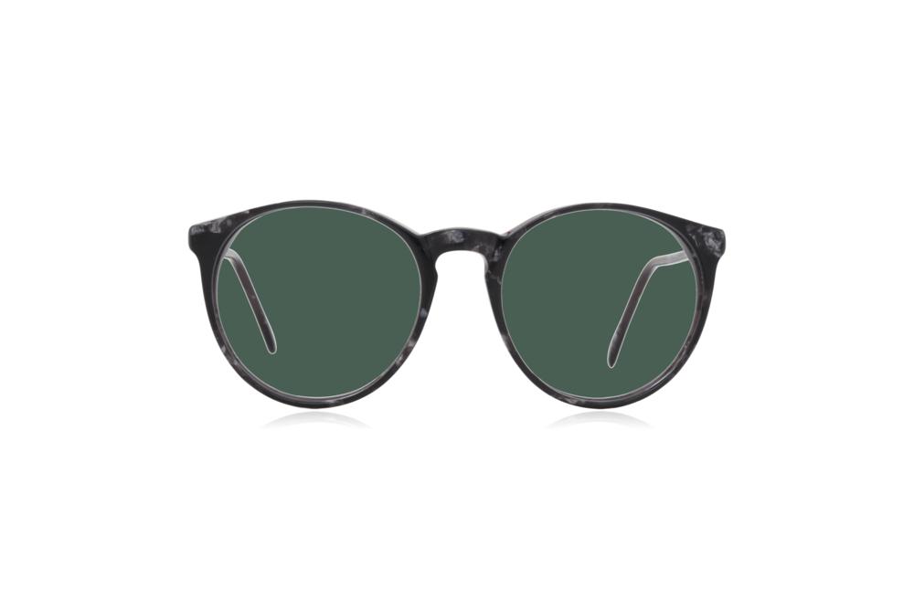 Peep Eyewear, Vintage Glasses, Morel 2730, Round, 80s, Green.png