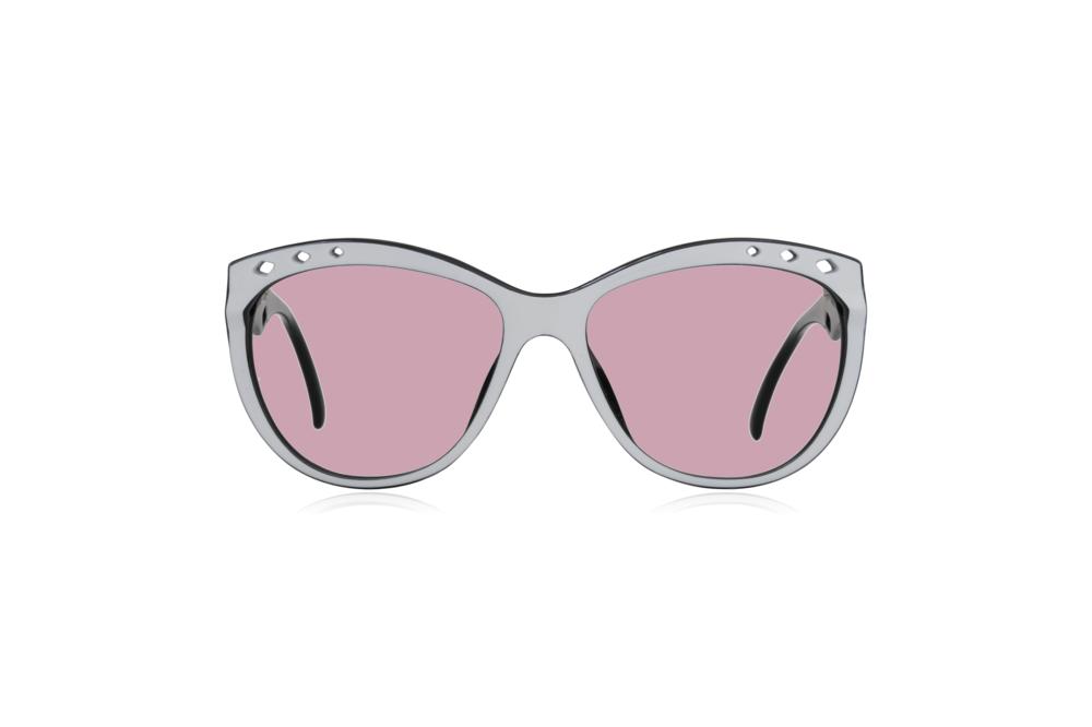 Peep Eyewear, Vintage Glasses, 80s, Saphira 4169, German, Front, Pink.png