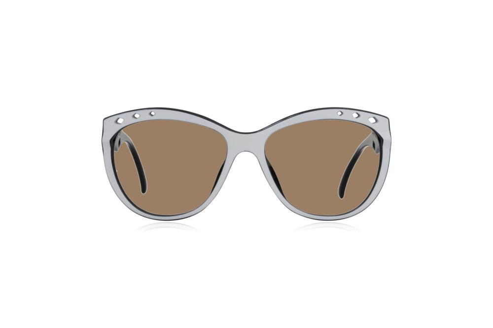 Peep Eyewear, Vintage Glasses, 80s, Saphira 4169, German, Front, Sahara.png