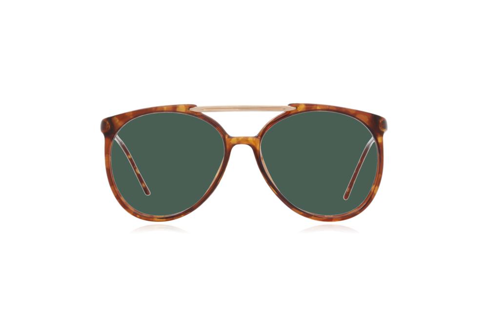 Peep Eyewear, Vintage Glasses, 80s, Aviators, Carrera 5332, Green.png