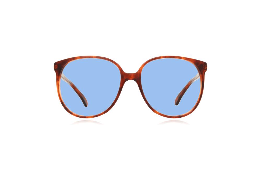 Peep Eyewear, Vintage Glasses, Oversize, Jonathan Sceats, Blue.png