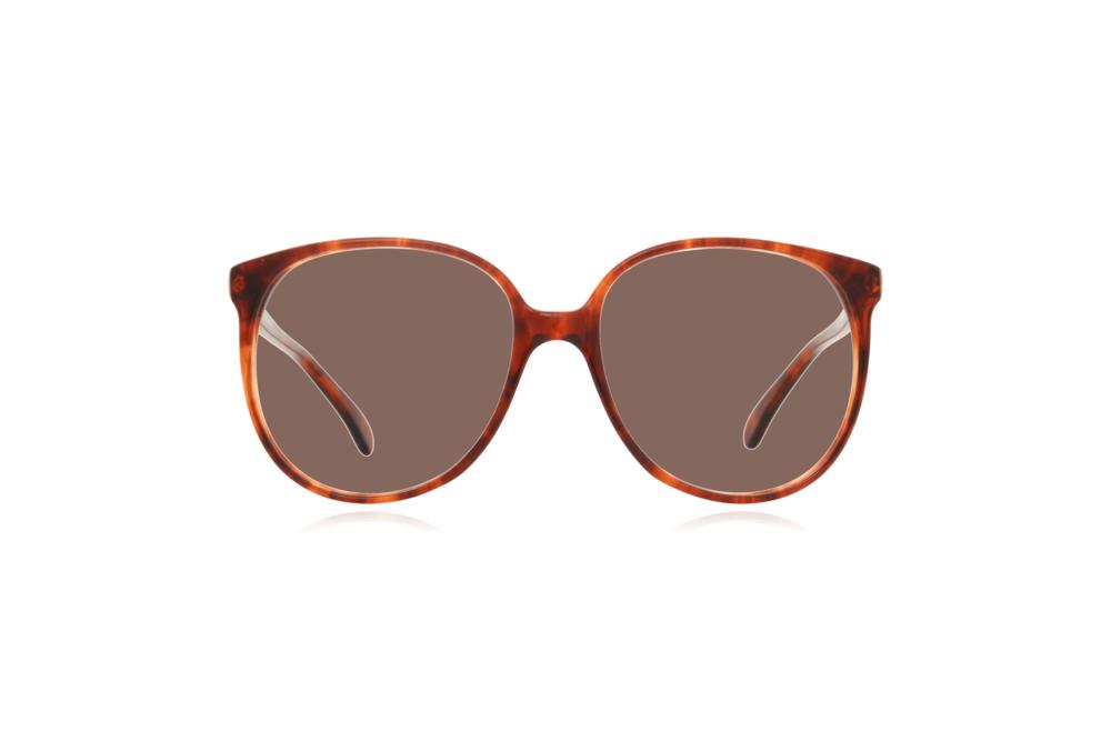 Peep Eyewear, Vintage Glasses, Oversize, Jonathan Sceats, Brown.png