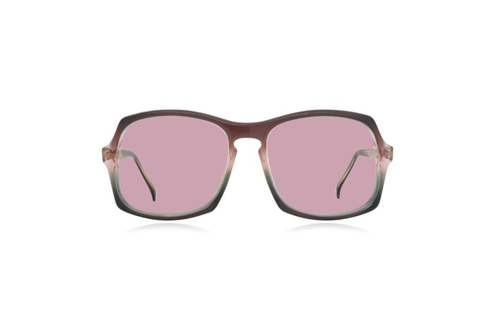 Peep Eyewear, Vintage Glasses, Vertex, Acetate, Front, Pink.png