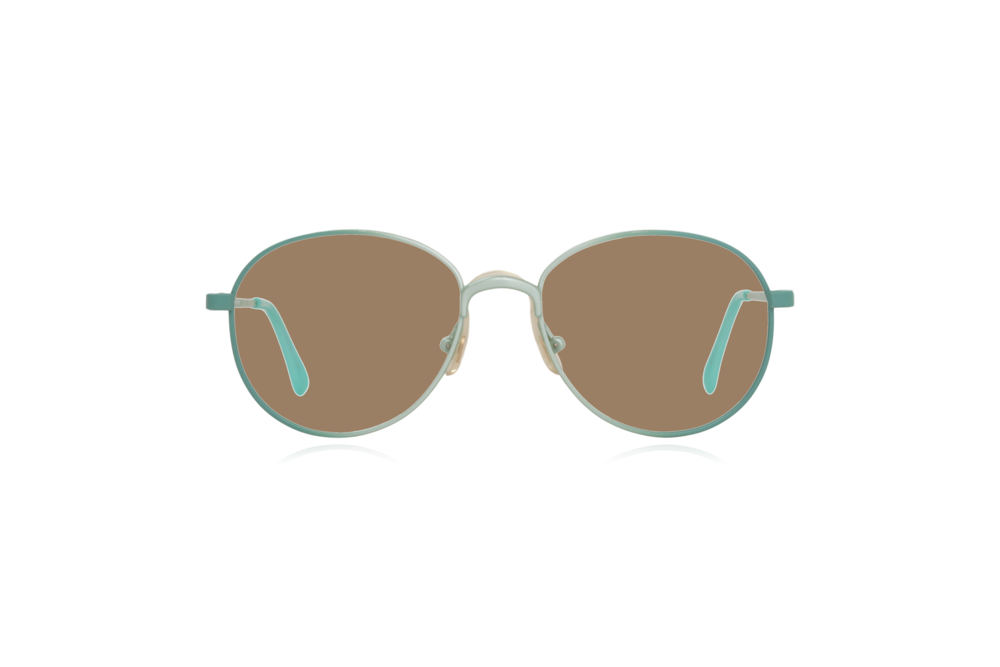 Peep Eyewear, Vintage Glasses, Round, Mint Green, Candy, Sahara.png