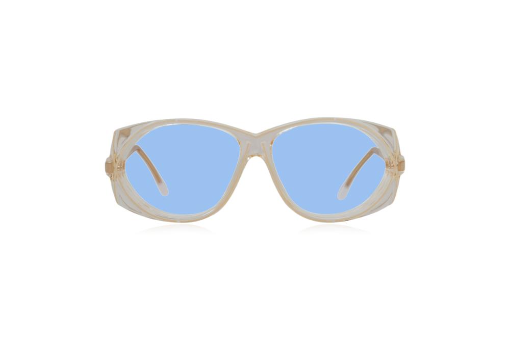 Peep Eyewear, Vintage Glasses, Cazal, Blue.png