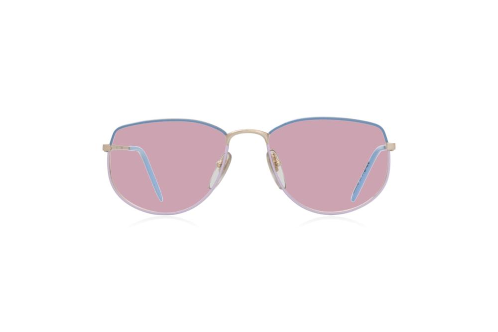 Peep Eyewear, Vintage Glasses, Vivienne, Blue Purple, Front, Pink.png