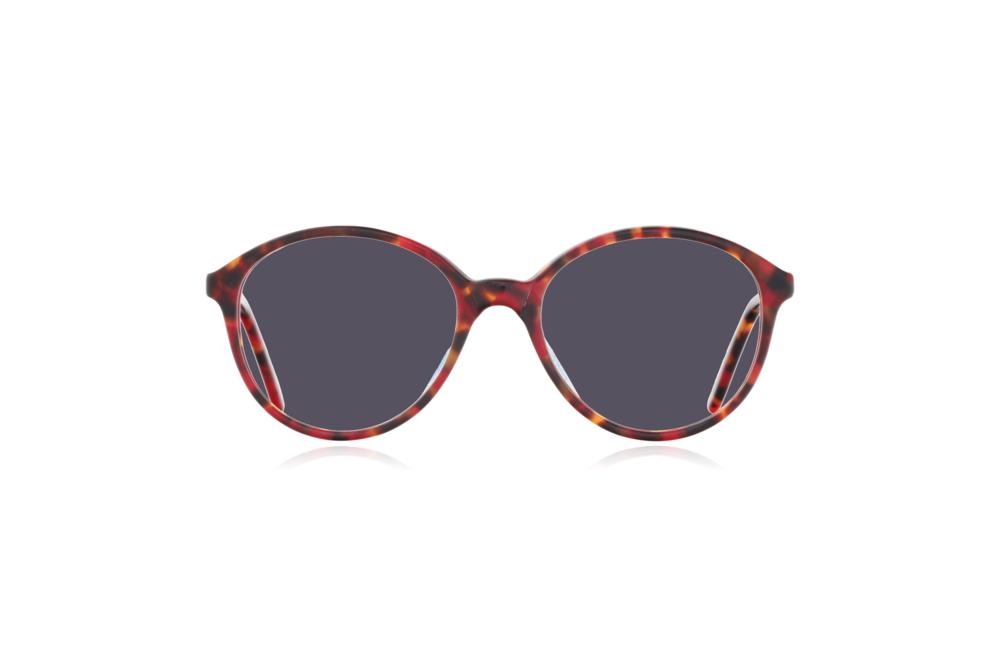 Peep Eyewear, Vintage Glasses, Poppy, Anglo American, Mod 168, Front, Grey.png